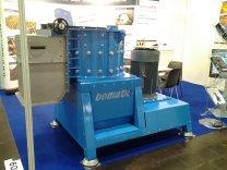 Neuer Vertikalshredder Rotacrex R750 auf TerraTec vorgestellt