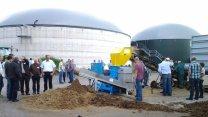 Rotacrex R750 wird auf Betreiberschulung der PlanET Biogastechnik präsentiert