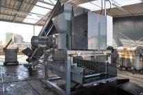 bomatic Rotorschere für Ölfässer