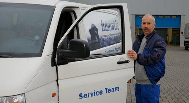 Bomatic Service Team