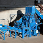 Recyclinganlage Sabadell