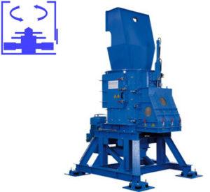 Vertikalshredder Rotacrex R1200